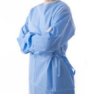 Vittico Spunlace Surgeon Gown Pack Of 10