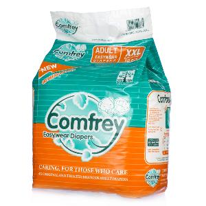 Comfrey Adult Diaper Xxl Pack Of 10