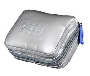 Standard Grey Rexine Pouch First Aid Kit Nano