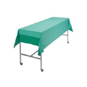 Vittico 210x80 Cm Green Disposable O.T. Table Cover Pack Of 50