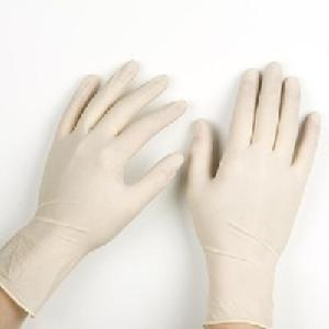 Safeshield Medium Pre Powdered Latex Examination Gloves