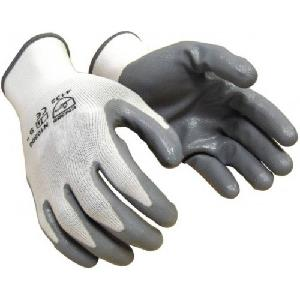 Max Plus Nitrile, Nylon Safety Gloves