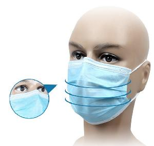 Axtry Non Woven Disposable Face Mask Fm_2ply_100