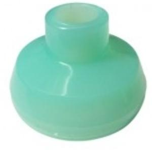Vittico Size 2 Round Green Silicon Anaesthesia Face Mask