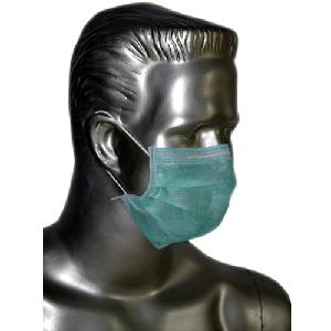 Psi Elasticated Individual Pack Face Mask Psi-128/A