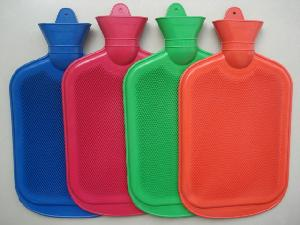 Axtry Rubber Hot Water Bottle Bag Rubber_Hw_Multi