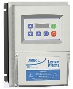 Lenze 3 Phase 7 5 hp SMV NEMA 4X Inverter Drive ESV552N04TFC