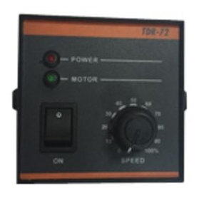 Dynaflux 1 Hp Dc Drive Panel Type Foot Mounted