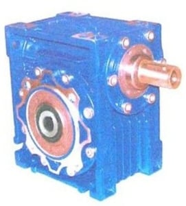 Premium Transmission Alm - 63 Altra Worm Gearbox 15:1 Reduction Ratio