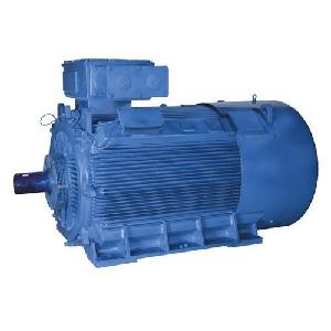 Bharat Bijlee 3 Phase 0.5 Hp 2 Pole Foot Mounted General Purpose Induction Motor