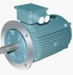Oswal 3 Phase 0.33 Hp 4 Pole Flange Mount Induction Motor Om-32-Flm