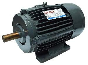 Mxvolt 3 Phase 2 Hp 4 Pole Foot Mounted Induction Motor