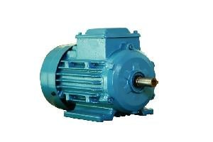 Abb Ie2, 3 Phase, 3.7 Kw, 5 Hp, 415 V, 6 Pole, Foot Mounted, Cast Iron Induction Motor