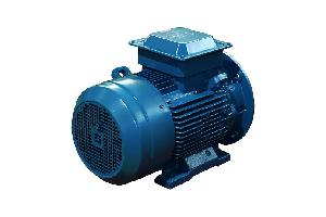 Abb Ie2, 3 Phase, 0.75 Kw, 1 Hp, 415 V, 4 Pole, Foot Cum Flange Mounted, Cast Iron Induction Motor