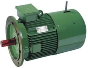 Hindustan Electric Motors 2fc1 164-0603 Foot Mounting 3 Phase Crane Duty Motor