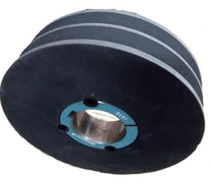 Amar Pcd 150mm Tlb Size 2517 Taper Lock Bush Pulley  Section 6a/Spa