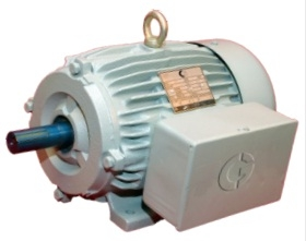 Crompton 1 Phase 5 Hp 4 Pole Foot Mounted Induction Motor Gf7005