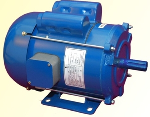 Crompton 1 Phase 3 HP 4 Pole Foot Mounted Induction Motor GF 6565