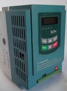 Lhp Eura 3 Phase 475 Hp Variable Frequency Drive E1000-3550t3d