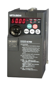 Mitsubishi 3 Phase 0.5 Hp Variable Frequency Drive Fr-E740-016-Ec