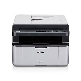 Brother Dcp-1616nw Black And White Laser Printer