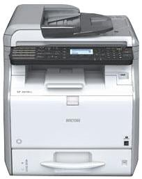 Ricoh Multifunction Printer Sp 3610sf
