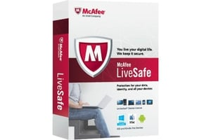 Mcafee Livesafe Total Security (Unlimited Devices)