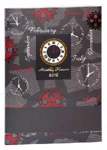 Nightingale Monthly Planner Dairy - 32 Pages - 8901049112391