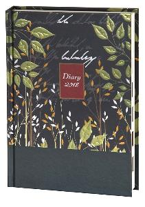Nightingale Arty Resplendence Sd Diary 352 Pages - 8901049111875