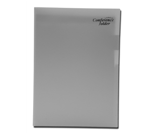 Solo Cc 109 Conference Folder A4 - Grey