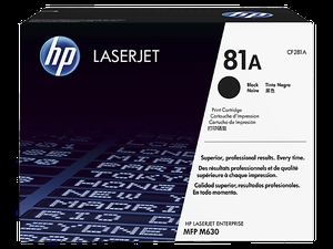 Hp Cf281a Black 2.47 Kg 10500 Pages Toner Cartridge
