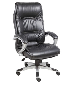 Divano Black Color Office Chair Dm1001