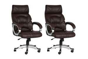 Vj Interior Doblepiel Executive Chair Buy Two At Price Of One Vj-424c