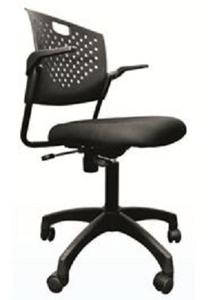 Buy Torin Cosmo Elite Revolving Black Office Chair Online In India