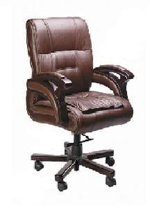 Swift Ceo Chair Brown Color Sd 106