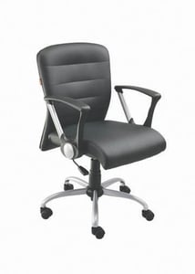 Swift Manager Chair Black Color Se 254