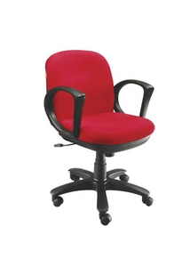 Swift Executive Chair Red Color So 608