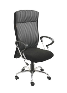 Swift Sleek Chair Black Color Ss 301