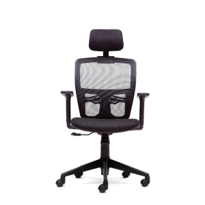 Swift Net Chair Black Color Sm 501