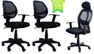 Ib Basics Office Chairs Buy Three At Price Of One