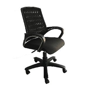 Saroj Enterprises More Comfortable Mesh Office Chair Eezy