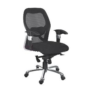 Ib Basics Executive Mesh Chair Black Cc Mess Rsc-106blk