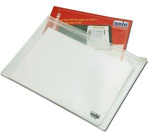 Solo Zipper Document Bag A5 Ch 308