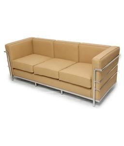 Divano Dm984 Beige Modular Office Sofa