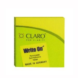 Claro 50mm X 38mm Write On Cls-1101