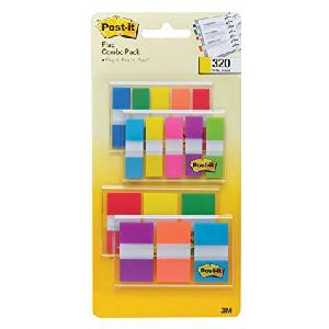 "3m Post It Flag 1/2"" 5 Pull"