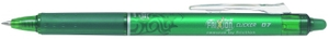 Luxor Green Pilot Frixion Clicker Erasable And Refillable Pen