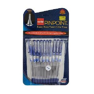 Cello Pinpoint Ball Pen Pack Of 10