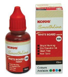 Kores 15 ml Whiteboard Marker Ink Green