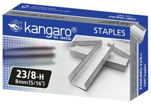 Kangaro Miles Staple 23/8-H